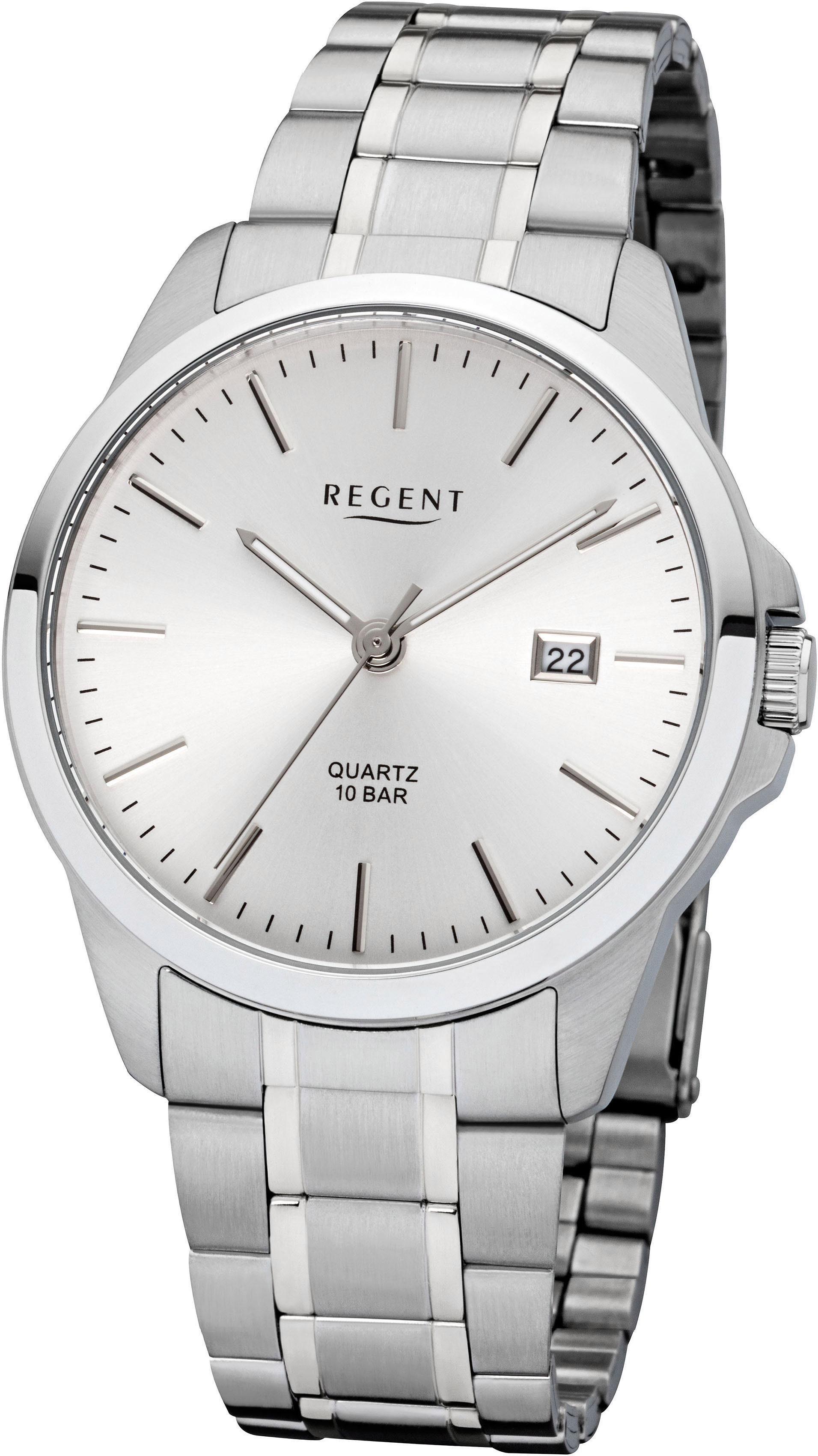 Regent Quarzuhr »1840.44.91, F1010«