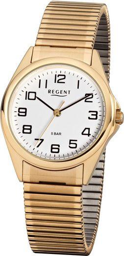 Regent Quarzuhr »1196.45.99«, mit Zugband