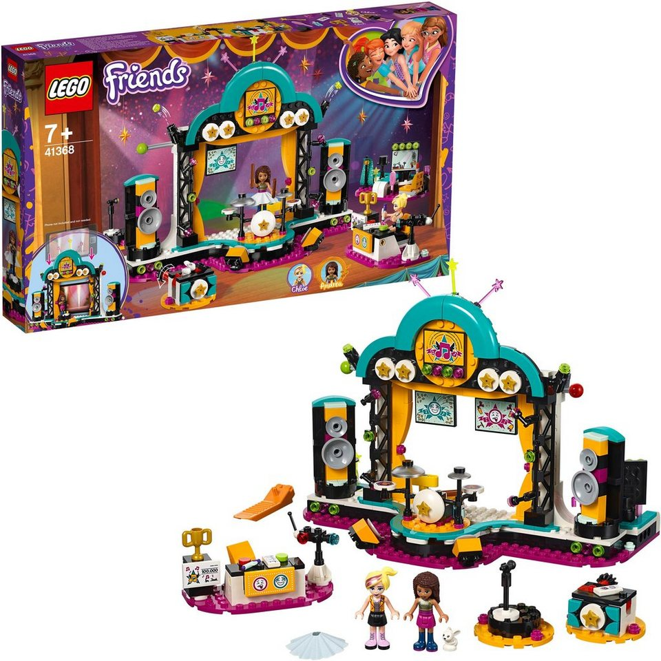 LEGO® Andreas Talentshow (41368),  LEGO® Friends
