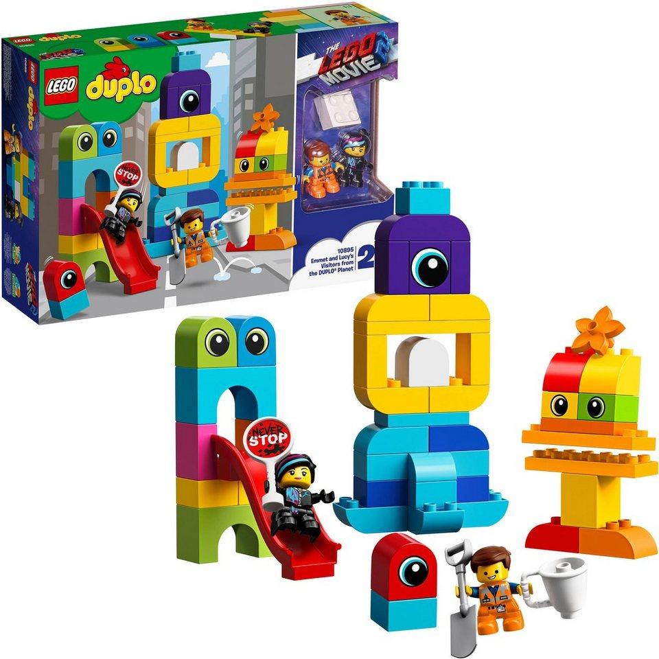 LEGO® Besucher vom LEGO® DUPLO®Planeten (10895),  LEGO® DUPLO™ THE LEGO® MOVIE 2™  online kaufen