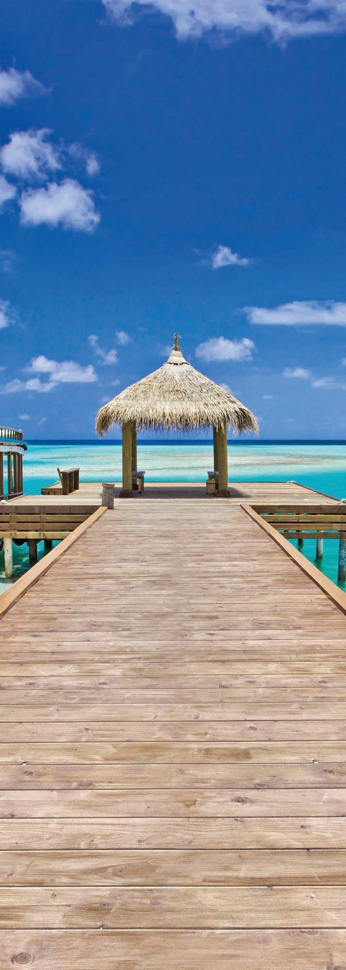 Komar Vliestapete »Beach Resort«, 100/280 cm