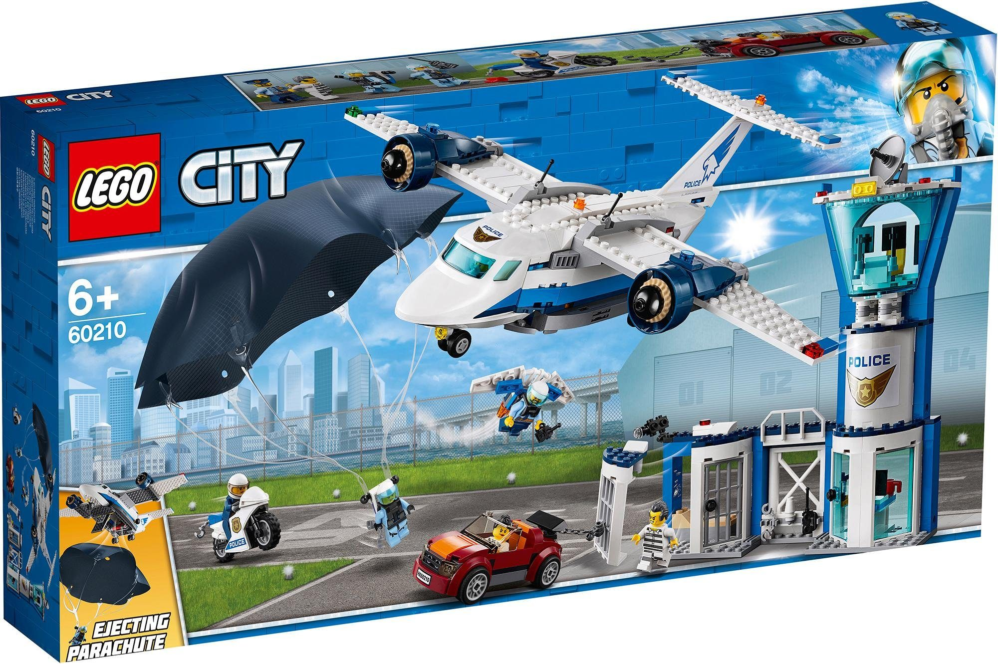 LEGO® Polizei Fliegerstützpunkt (60210), »LEGO® City«