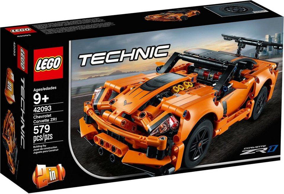 LEGO® Chevrolet Corvette ZR1 (42093),  LEGO® Technic  online kaufen