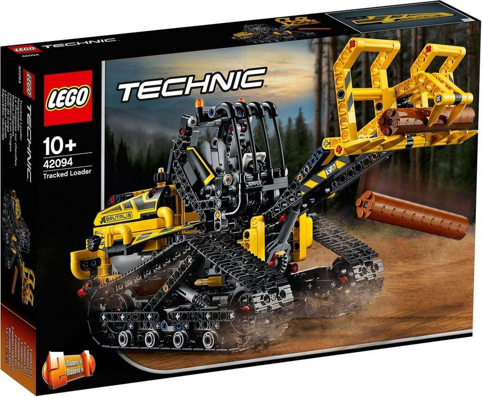 lego raupenlader 42094 lego technic kaufen otto. Black Bedroom Furniture Sets. Home Design Ideas