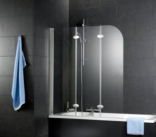 Badewannen und Whirlpools - SCHULTE Badewannenfaltwand »Komfort«, 3 teilig  - Onlineshop OTTO