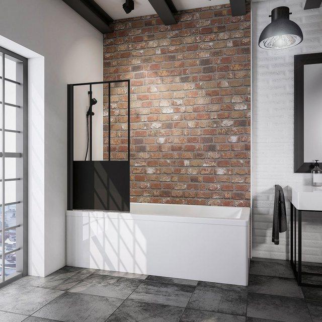 Badewannen und Whirlpools - SCHULTE Badewannenfaltwand »Komfort«, 1 teilig  - Onlineshop OTTO