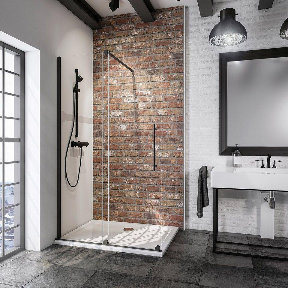 schulte sparset schiebet r alexa style 2 0 walk in. Black Bedroom Furniture Sets. Home Design Ideas