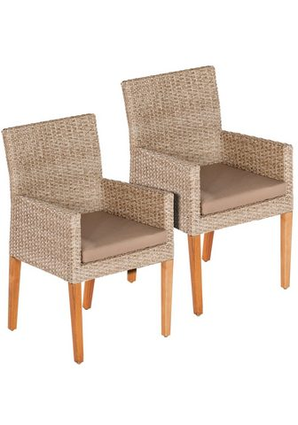 MERXX Sodo kėdė »Ranzano« 2vnt. rinkinys Pol...