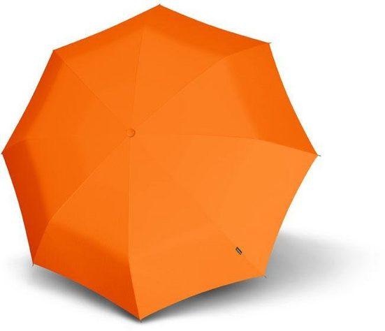 Knirps® Taschenregenschirm »Floyd, orange«