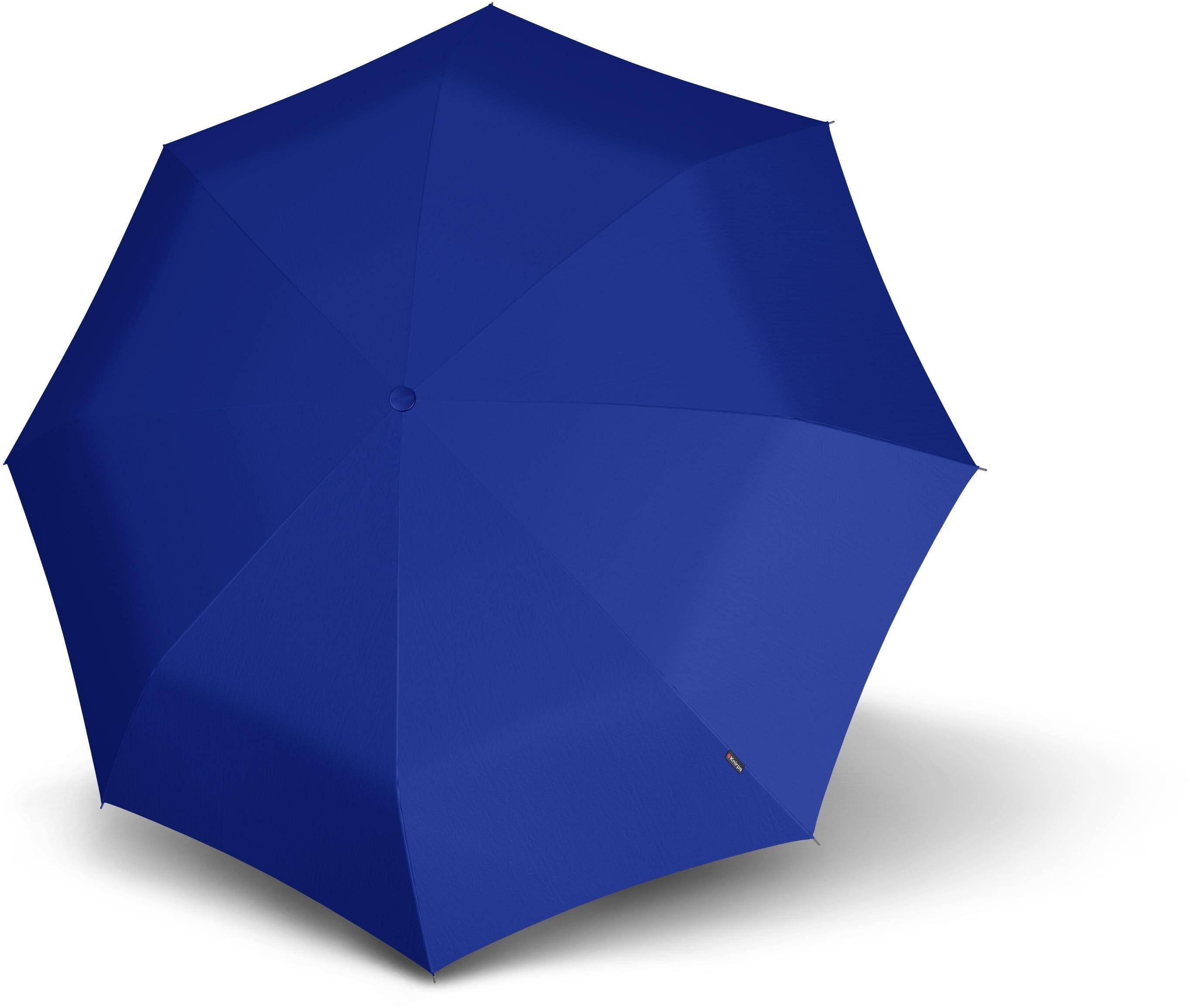 Knirps® Regenschirm - Taschenschirm, »Floyd, Blue«