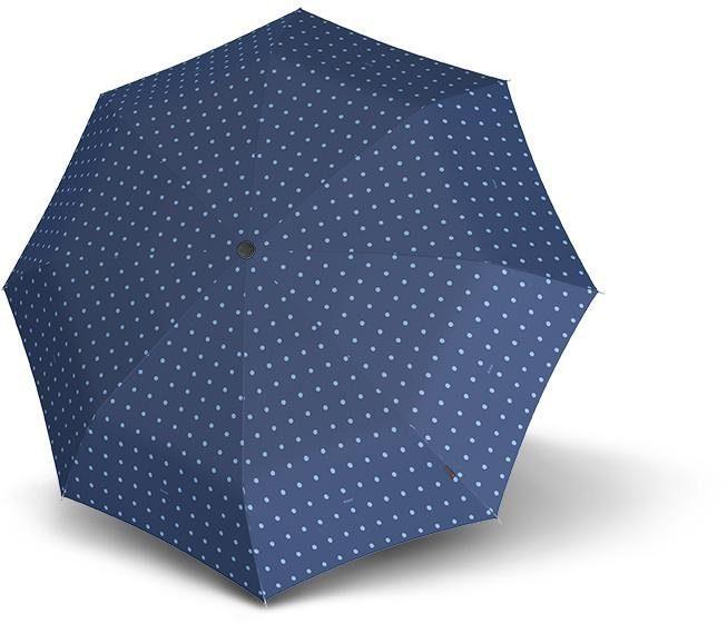 Knirps® Regenschirm - Taschenschirm, »T.010 Small Manual, Kelly Dark Blue«
