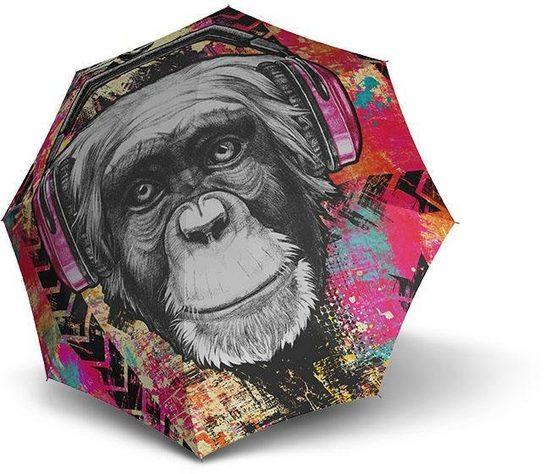 doppler® Stockregenschirm »Monkey«