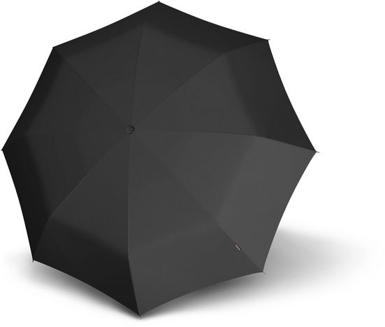 Knirps® Taschenregenschirm »Floyd, black«