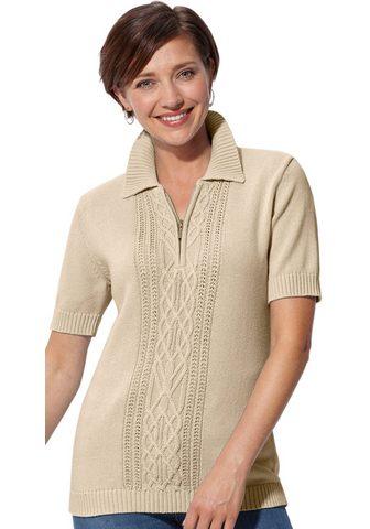 CASUAL LOOKS Megztinis iš grynos medvilnė
