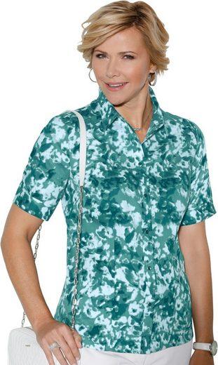 Classic Bluse mit funktioneller Ausrüstung