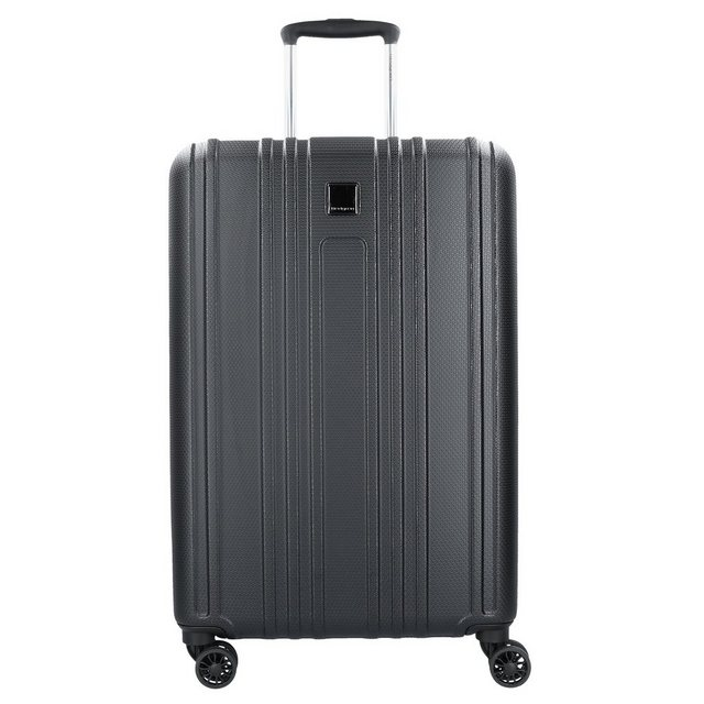 Hedgren Transit Gate M 4-Rollen Trolley 66 cm | Taschen > Koffer & Trolleys > Trolleys | Schwarz | Hedgren