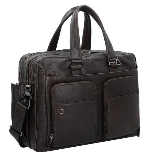 40 Cm Piquadro Leder Bagmotic Laptopfach Aktentasche tnIqxvrI