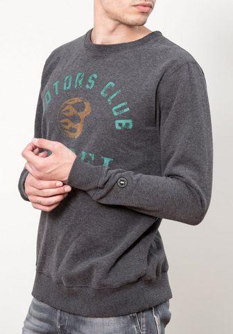 LE TEMPS DES CERISES Sportinio stiliaus megztinis su mading...