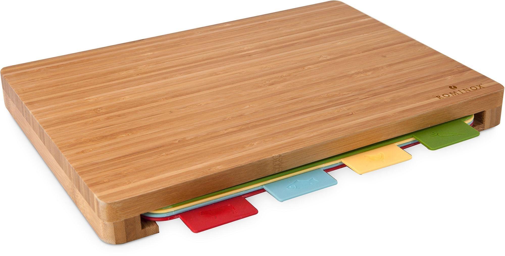 Schneidebrett 27,5 x 11 cm Holz massiv mit Griff kompakter Küchenhelfer />/>NEU/>/>