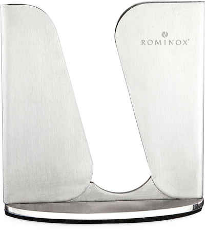 ROMINOX Zahnstocherspender »Mundi«, aus Edelstahl