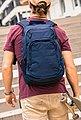 Nitro Schulrucksack mit Laptopfach, »Stash 29 Indigo«, Bild 4