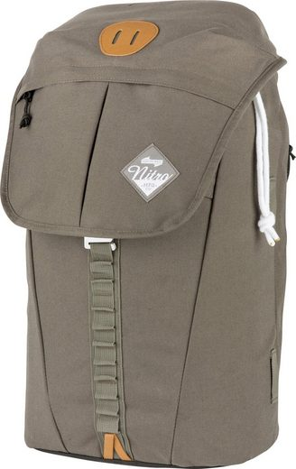NITRO Laptoprucksack »Cypress Waxed Lizard«
