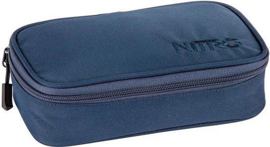 NITRO Federtasche »Pencil Case XL Indigo«