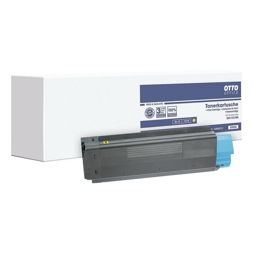 OTTO Office Standard Druckkassette ersetzt OKI »42804513« in 0000069696