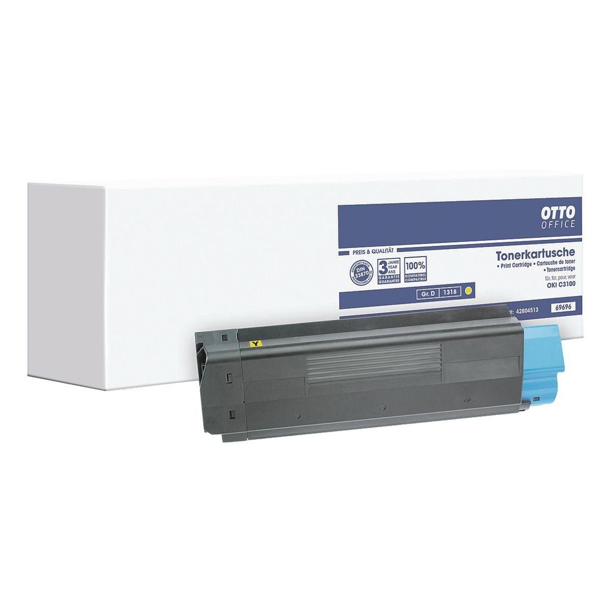 OTTO Office Standard Druckkassette ersetzt OKI »42804513«