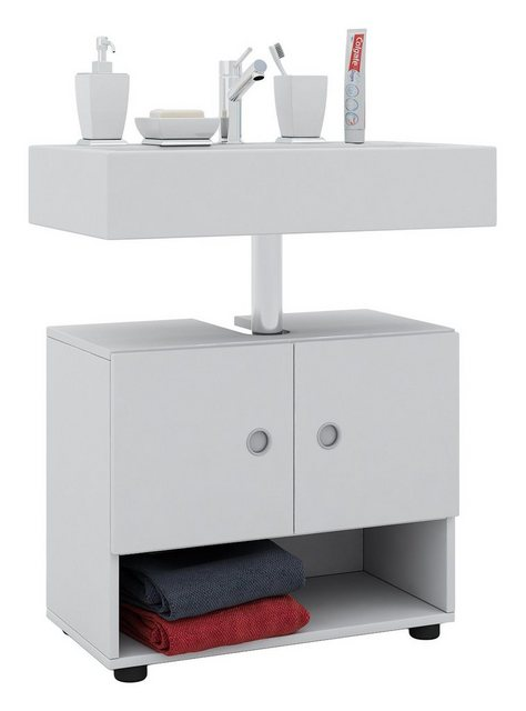 Badschränke - VCM Badmöbel Unterschrank Intola  - Onlineshop OTTO