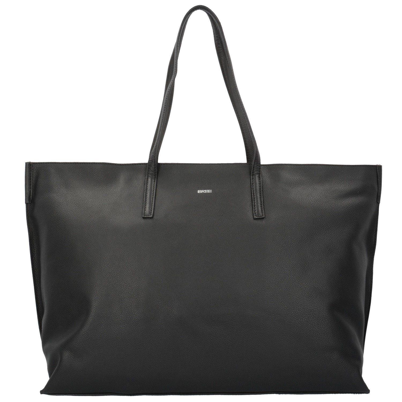 BREE Cary 7 Shopper Tasche 48 cm Leder