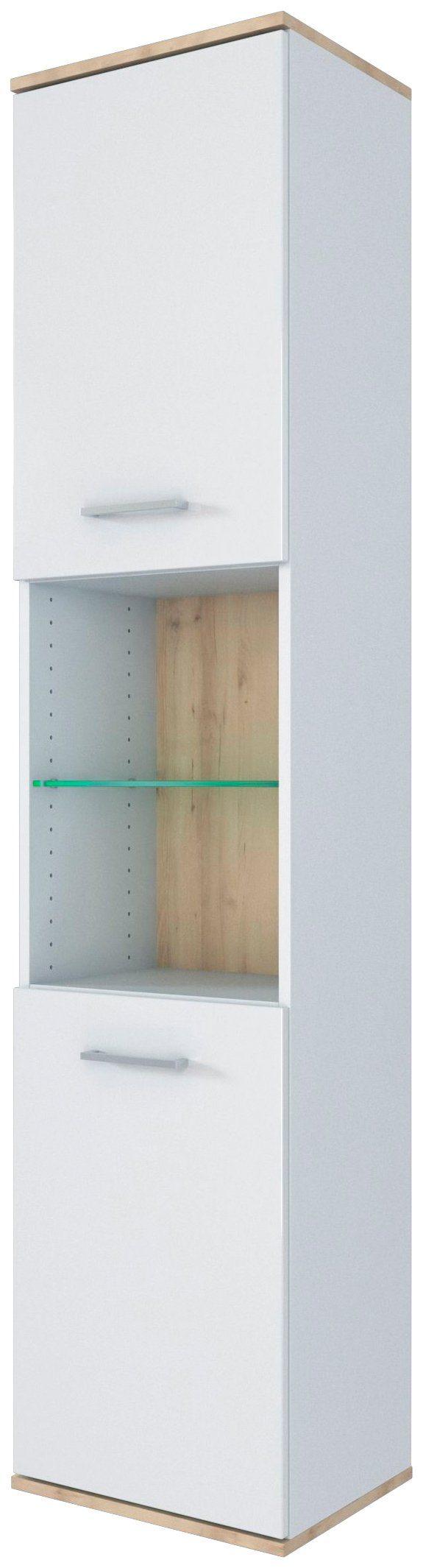 HELD MÖBEL Seitenschrank »Lynd«, BxH: 40x183 cm