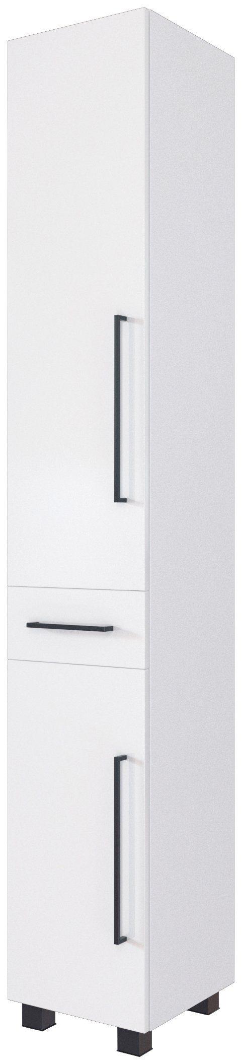 HELD MÖBEL Seitenschrank »Luzern«, BxH: 30x180 cm