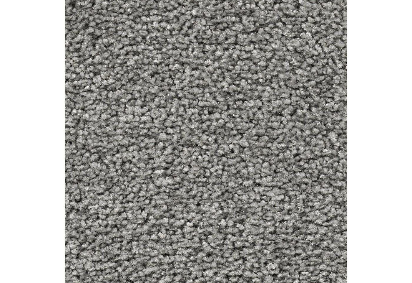 VORWERK Teppichboden »Passion 1004«, Meterware, Velours, Breite 400/500 cm | Baumarkt > Bodenbeläge > Teppichboden | Grau | Textil | Vorwerk