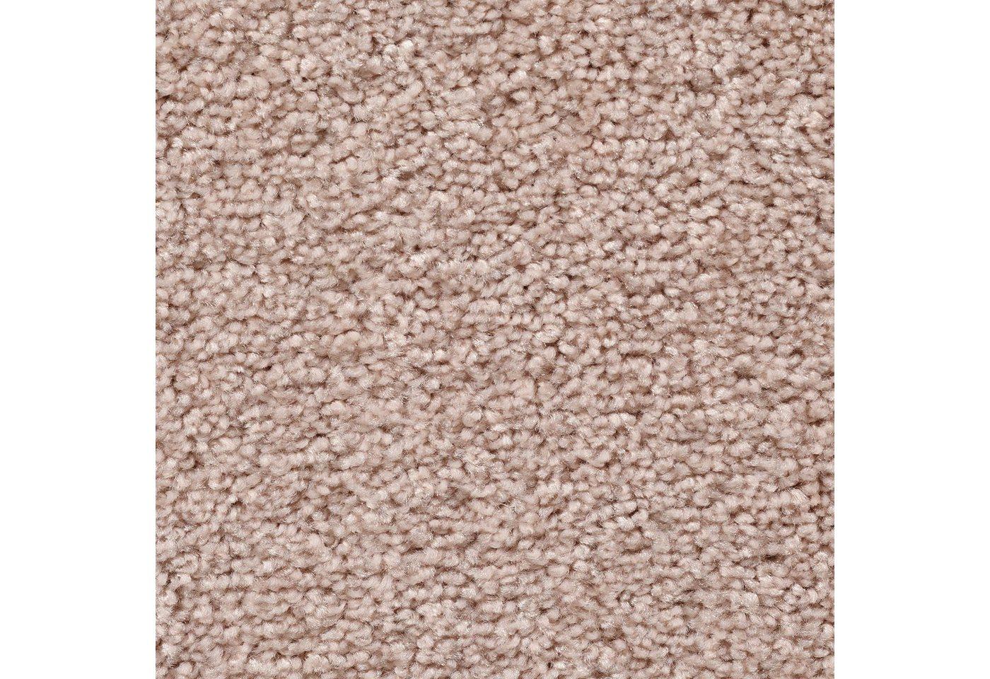 VORWERK Teppichboden »Passion 1004«, Meterware, Velours, Breite 400/500 cm | Baumarkt > Bodenbeläge > Teppichboden | Rosa | Vorwerk