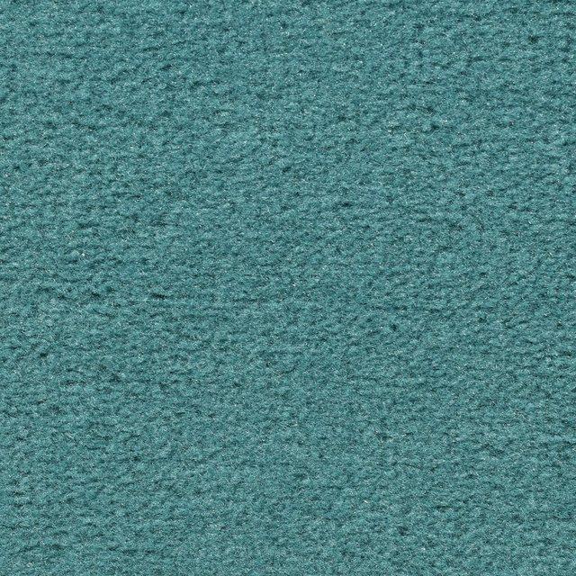 VORWERK Teppichboden »Passion 1021«, Meterware, Velours, Breite 400/500 cm | Baumarkt > Bodenbeläge > Teppichboden | Blau | Vorwerk