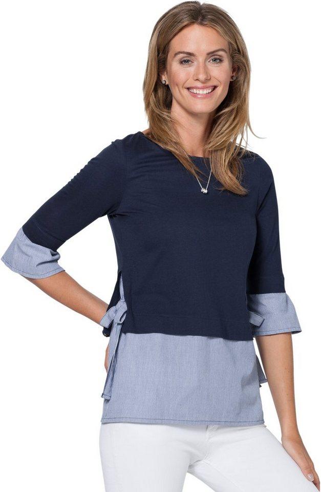 f9284d422b0ae8 Ambria Longshirt aus reiner Baumwolle kaufen | OTTO