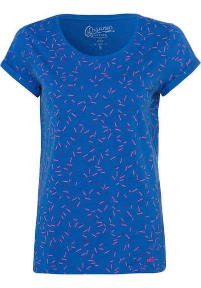 17c34d2c8b21 edc by Esprit T-Shirt mit modischem Alloverprint