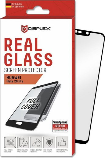 Displex Schutzglas »Real Glass 3D Huawei Mate 20 Lite«