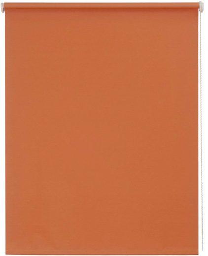 Seitenzugrollo »Uni«, sunlines, verdunkelnd, mit Bohren, 1 Stück, schlicht