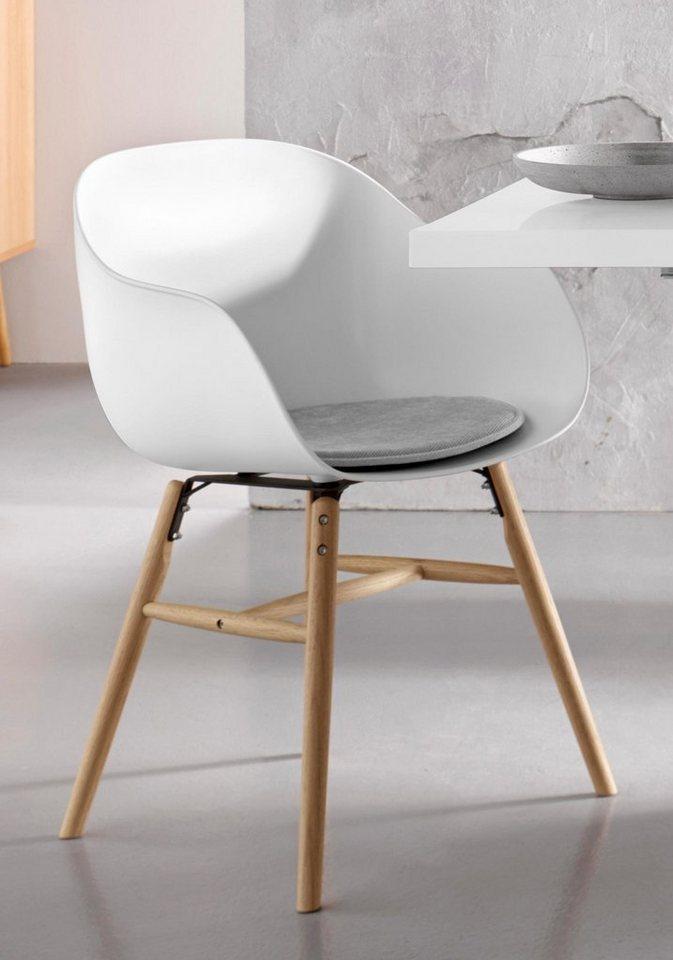 Duo Collection Stühle (2 Stück) weiß | 04260267658512