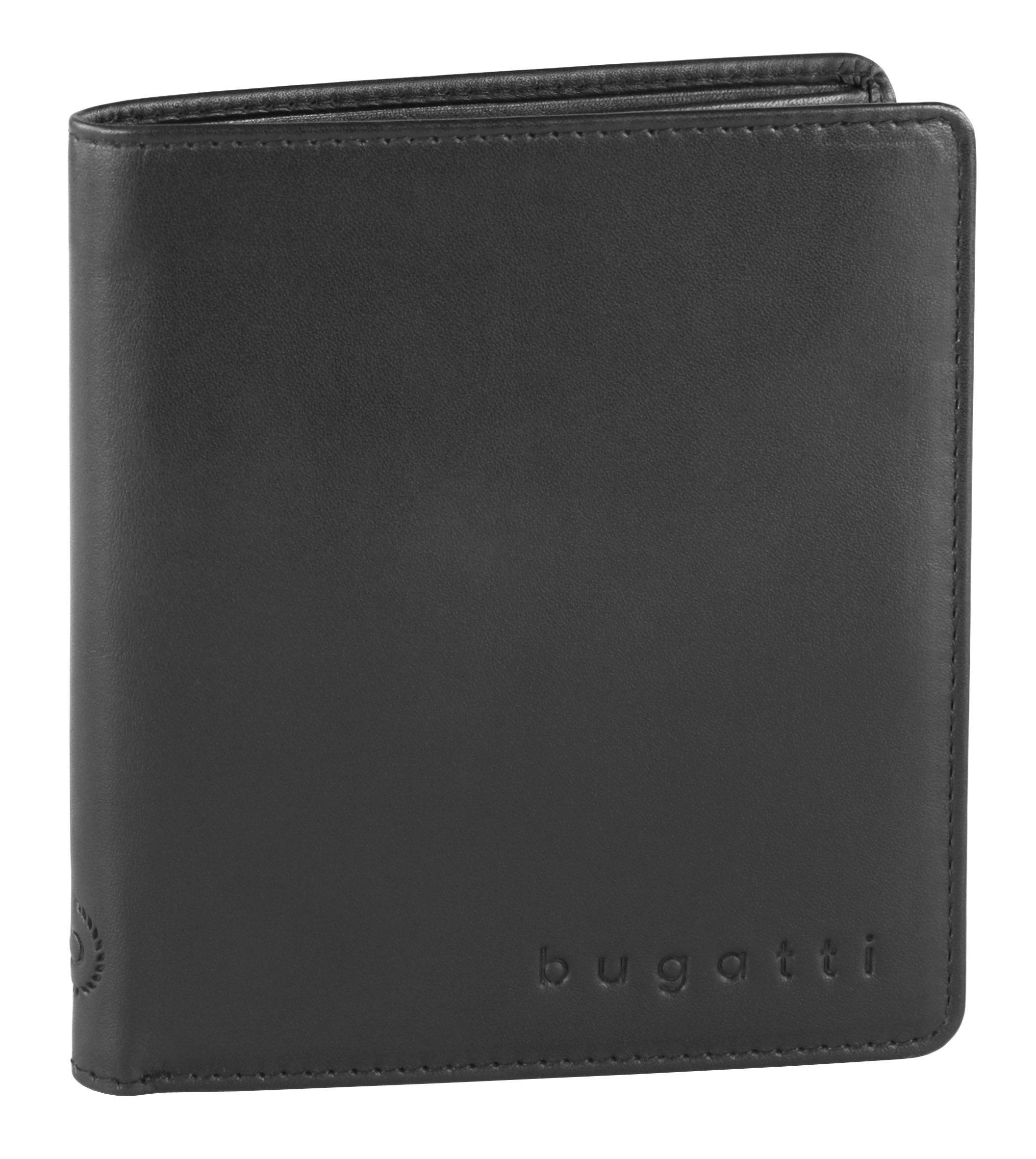 bugatti Kreditkartenetui mit RFID-Technologie