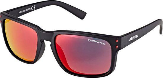 Alpina Sports Sportbrille »Kosmic Glasses«