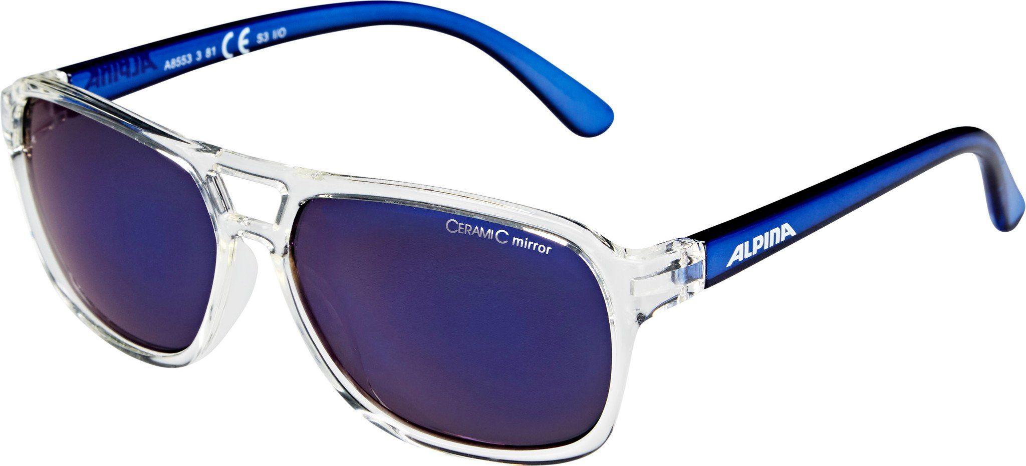 Alpina Sports Radsportbrille »Yalla Kids Glasses«