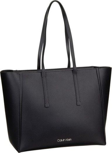 Handtasche Klein Large Base »ck Shopper« Calvin 8fx4vqw