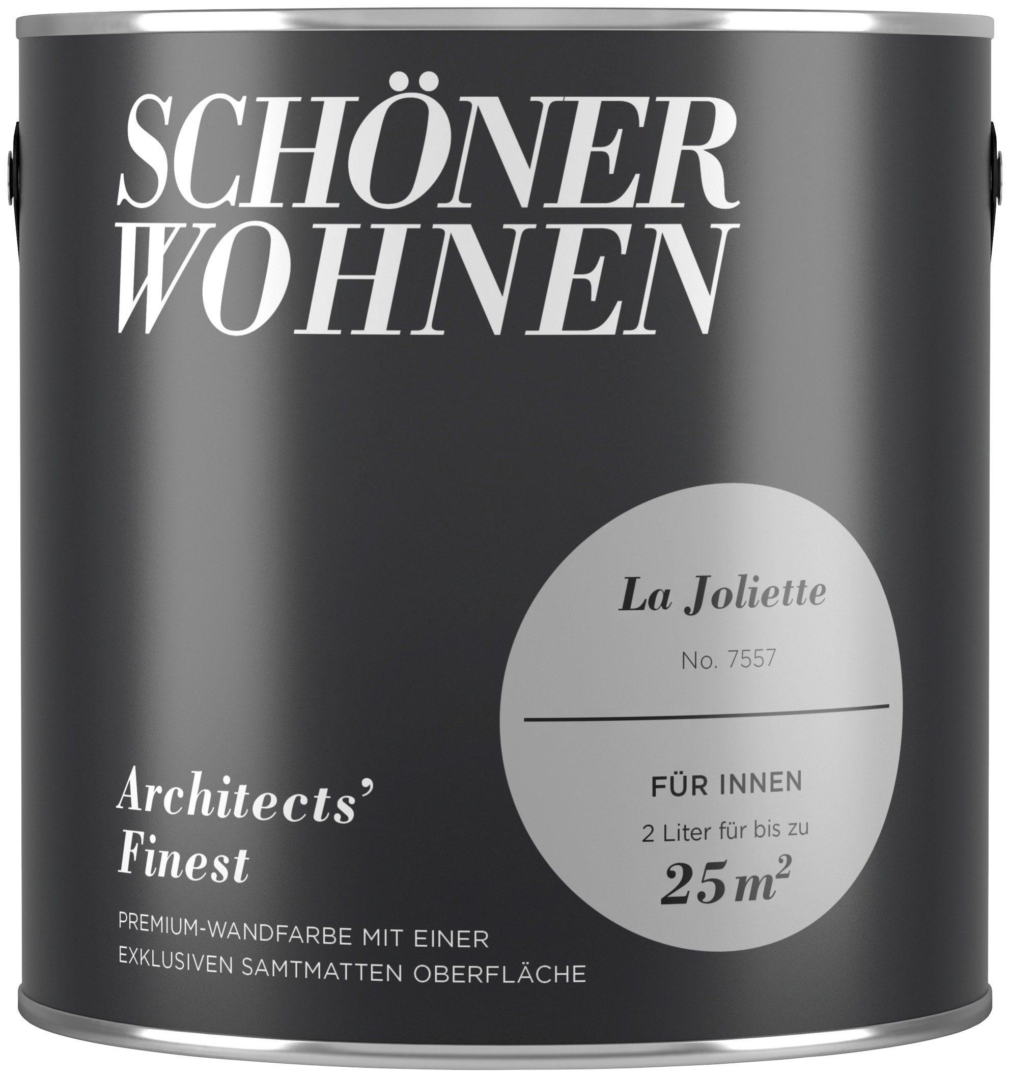 SCHÖNER WOHNEN FARBE Farbe »Architects' Finest La Joliette«, matt 2 l