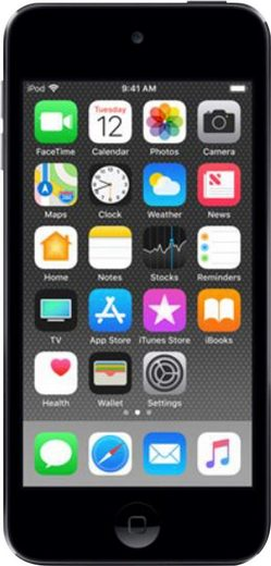 Apple »iPod touch 128GB« MP4-Player (Bluetooth, WLAN (Wi-Fi)