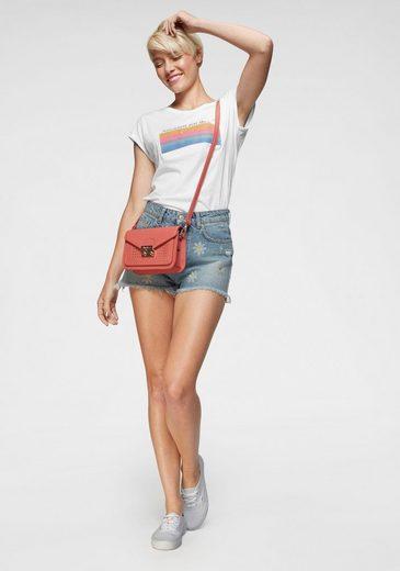 Mit täschchen Pepe Reißverschluss Abnehmbarem Jeans Mini Bag CgRWwntfq