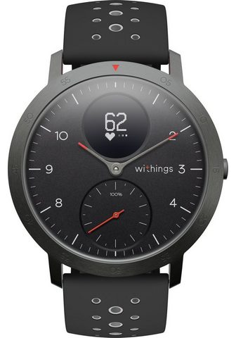 WITHINGS Connected Watch »STEEL HR Sport«