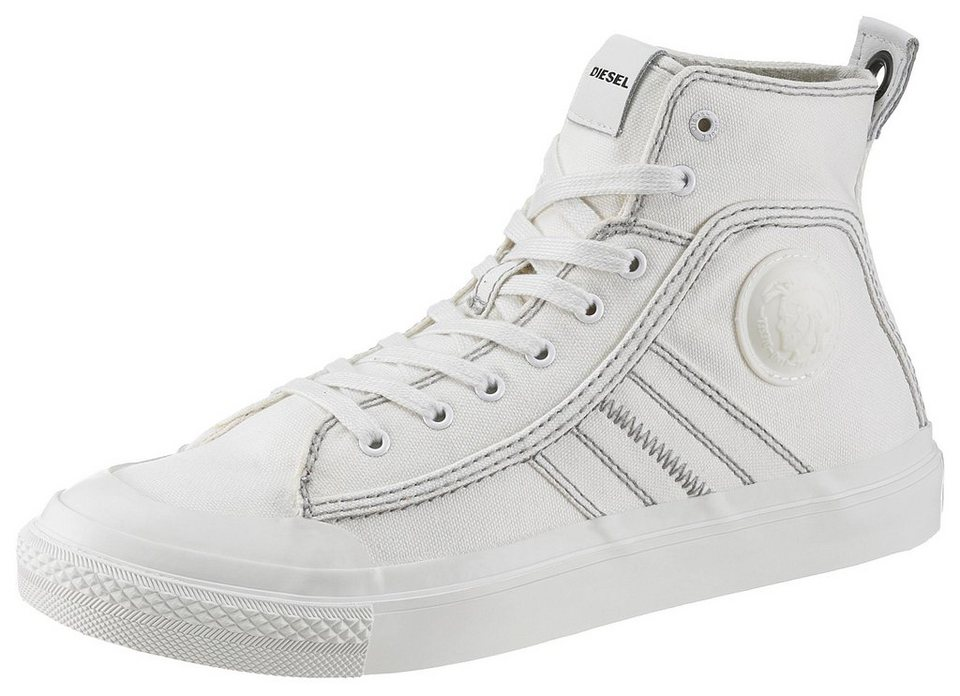 Diesel »S-ASTICO MID LACE« Sneaker mit seitlichem Logo Patch online ... b45617b21a